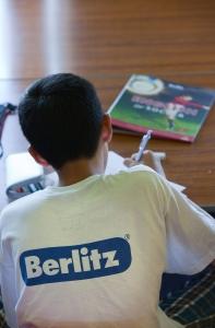 Berlitz language school boarding at Rossall School Fleetwoods Lancashire